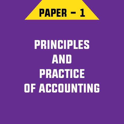 PRINCIPLES AND PRACTICE OF ACCOUNTING